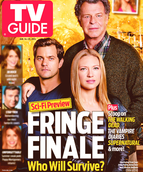 Fringe TV Guide Scans (x)