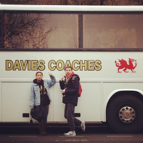 It (kind of) exists DAVES COACHES @BSharkara x