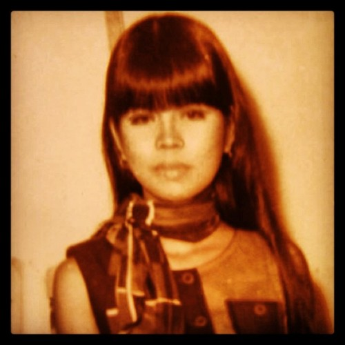 My first style queen. You better work Bish—-I mean, mom.  #tbt #throwbackthursday #fly #igetitfrommymama