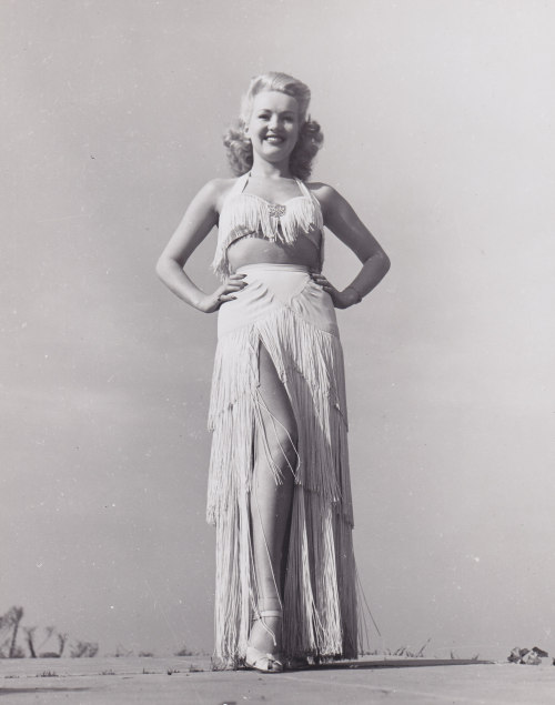 Betty Grable, 1942