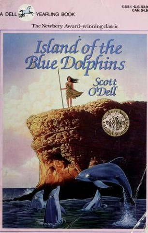 THE ORIGINAL KATNISS EVERDEEN: 'ISLAND OF THE BLUE DOLPHINS' BY SCOTT O'DELLby Kerry Winfrey http://bit.ly/10aA9VC