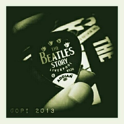 #beatles #guitar pick #random #collection #bw #monochrome #mono #photography #instadaily #instagood #instagram #picoftheday #photooftheday #hand