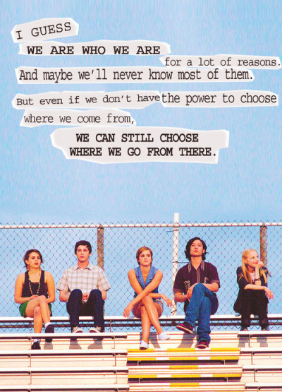 allemily:  The perks of being a wallflower