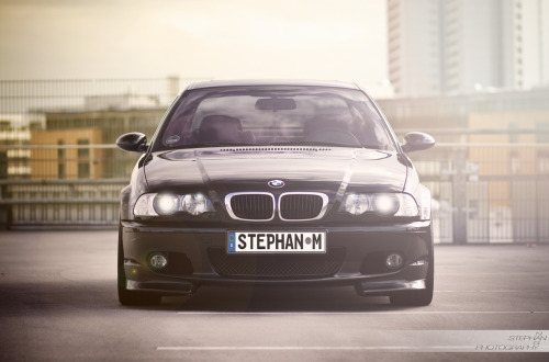 carpr0n:  Hypnotist Starring: BMW E46 (by Stephan-M)