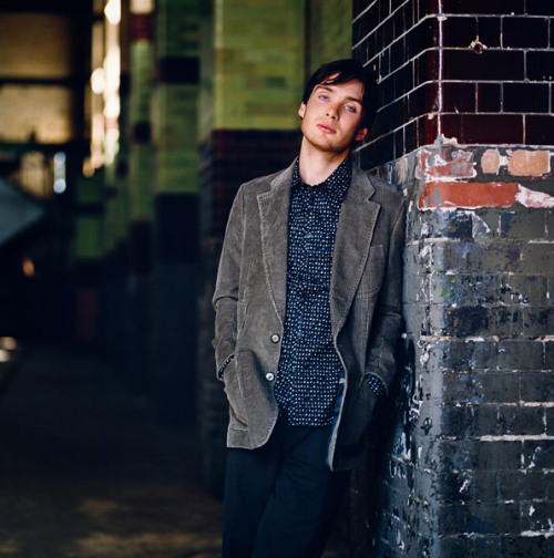 controlyourface:   Cillian Murphy by Alexander Reilly  (so that new photo I just reblogged, it's by the photographer that did this shoot)