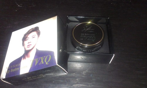 alisfromwonderland:  GIVEAWAY MISSHA Lip Balm with TVXQ Yunho Version BRAND NEW - Box opened to check, lip balm itself is still sealed as you can see. RULES - worldwide - reblog as many times as you want - likes count - you don't have to follow me - on TUESDAY, MAY 7th (two weeks from now)  I will use random.org to generate the winner so MAKE SURE your ask box is open. If I can't contact you until MAY 8th I will generate another winner. LOVE YA GUYS