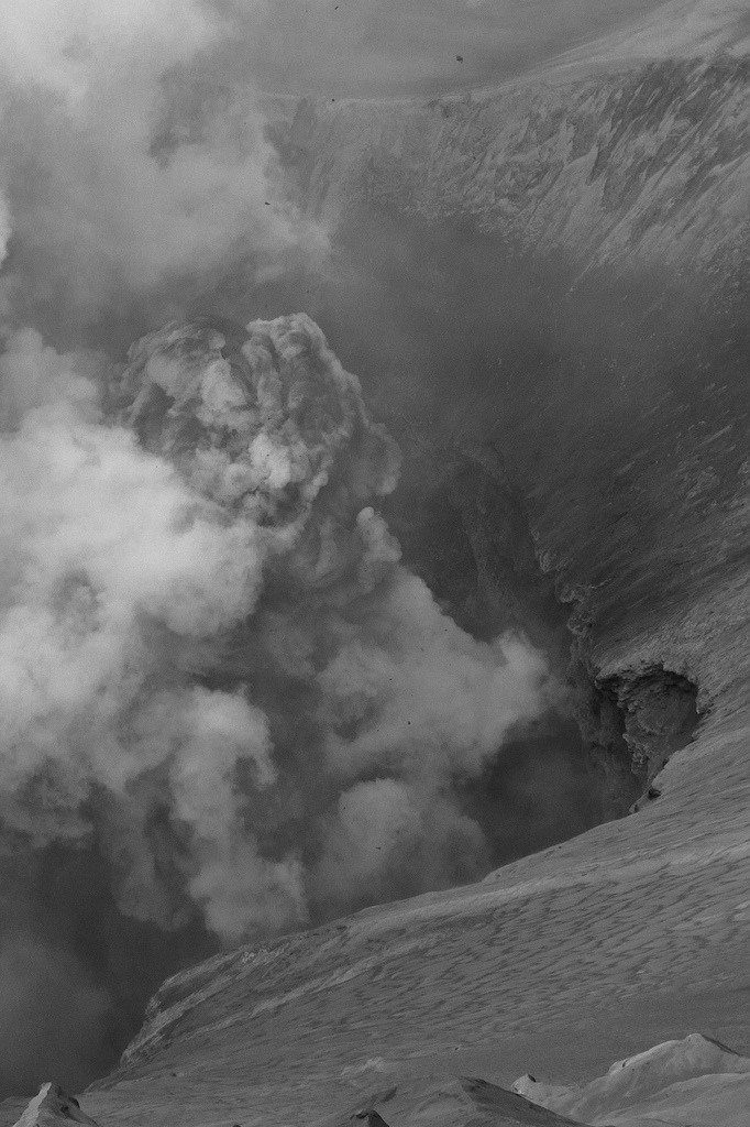 Smokes and Bromo Crater — Lawang, East Java