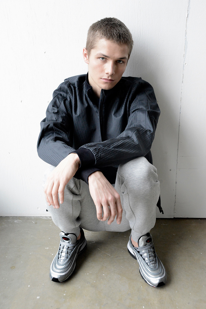 ancen:  Nike Sportswear SS2013 pinnacle collection lookbook. ph Gosha Rubchinskiy.