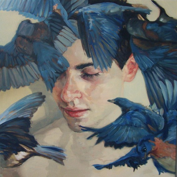 new discovery- meghan howland via beautiful decay