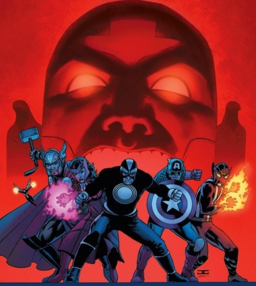 Uncanny Avengers to Fight the Last Airbender in 2021 Marvel, through their shadow marketing department Newsarama, has released the cover to Uncanny Avengers #8, which we believe should be released sometime in 2021… Read More