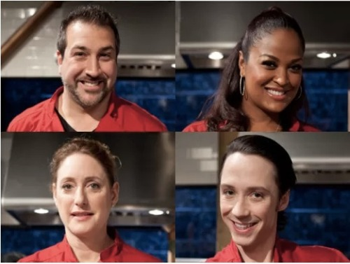 For all of you foodies out there: Check out recap and review of Chopped: All-Stars featuring some of your favorite celebrities. But, we do have spoilers such has who was voted off! Click the pic to read!