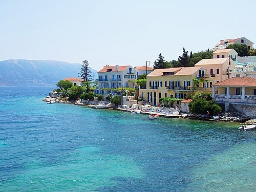 comtesse-du-chocolat:  Fiscardo, Kefalonia, Ionian islands, Greece (source: pinterest.com)