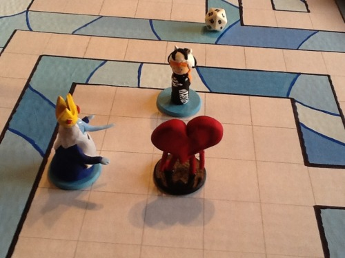 Oh wow look at these guys playing my Adventure Time RPG!!! So cool! :D <3 <3 <3http://imgur.com/a/4yNyM EDIT: Oh, link to the game here if you're unaware of it.EDIT EDIT: Here's a link to the guy who made these. He played the game with his kids, which pretty much made my heart explode with happiness.