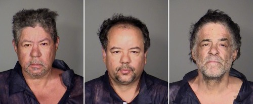 Mugshots: 3 men arrested in Cleveland missing women case