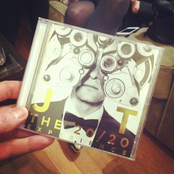 Friday Night Jams! #justintimberlake #jt #the2020experience