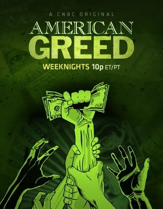 "I'm watching American Greed    ""Interesting""                      341 others are also watching.               American Greed on GetGlue.com"