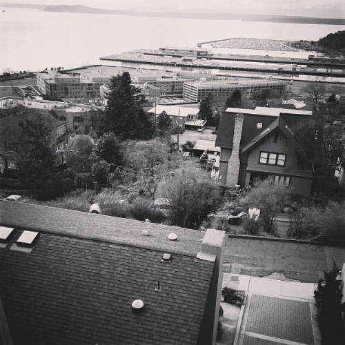#queenanne #seattle #washington #black #and #white