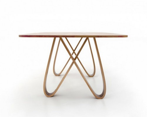 Butterfly Table by Angelo Tomaiuolo
