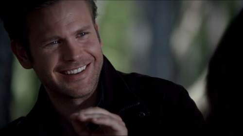 It was so nice to see Alaric again.
