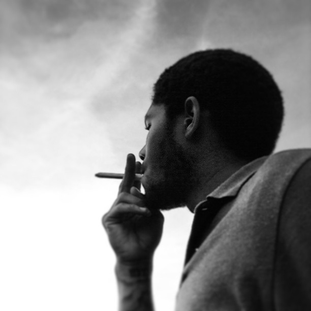 "Living life on the edge with a feeling of immortality #smoking #bitch #focus #moneyonmymind #realshit #nofakebitch #highAShell #hightimes #faded #tobacco #nasty #af #badsign if I gotta #wine ""bring me bck a #black"" #trap #chillin #norain"