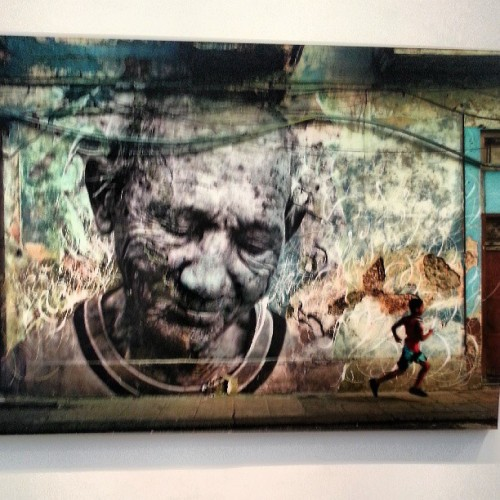 JR /Jose Parla Amazing.. #FineArt #Artwork  (at Bryce Wolkowitz)