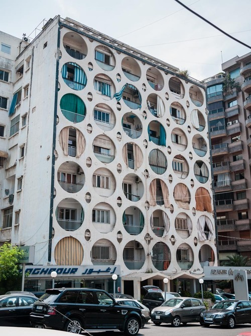 "mikasavela:  Photos of Beirut by Sam Ashley. Paul at everydayhybridity posted recently about photographer Sam Ashley's work on skateboarders and their sartorial touches. But he also also tipped me off about the photographer's blog that features skating-related ""photostories"" in various urban places. Here's a look into Beirut, the Lebanese capital of retro-cool modernism."