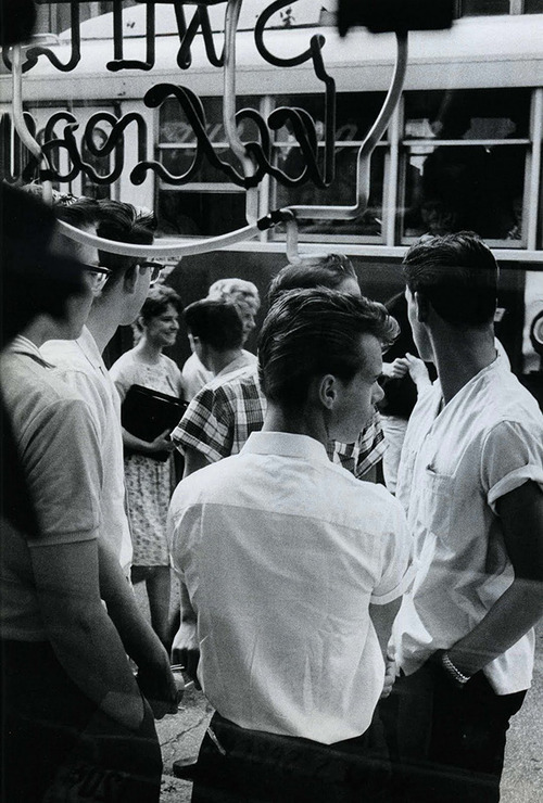 calumet412:  Age of Adolescence, 1959-64, Chicago. Joseph Sterling
