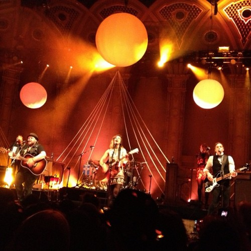 @ofmonstersandmen killing it on stage tonight #ofmonstersandmen  (at Orpheum Theatre)