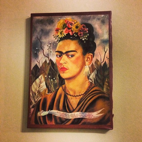 Good night #frida #kahlo