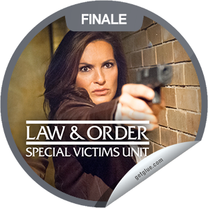 I just unlocked the Law & Order: SVU: Her Negotiation sticker on GetGlue                      941 others have also unlocked the Law & Order: SVU: Her Negotiation sticker on GetGlue.com                  Can the detectives uncover the true identity of their criminal before it's too late? Thanks for watching the Season 14 finale of Law & Order: Special Victims Unit tonight!  Share this one proudly. It's from our friends at NBC.