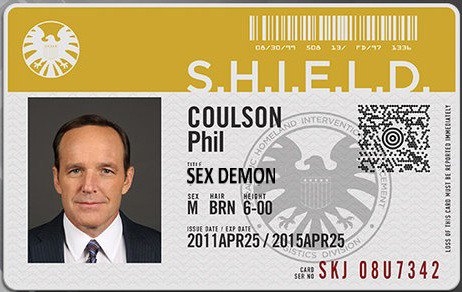 cap-coulson:  Congratulations to the Agents of SHIELD cast, crew, and creative team!
