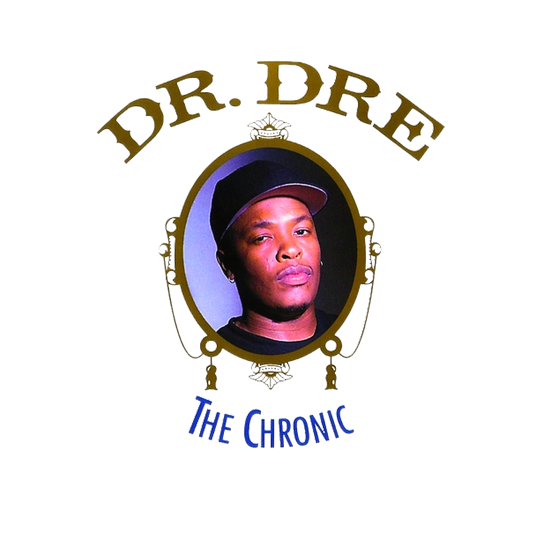 Dr. Dre - The Chronic [Transparent]