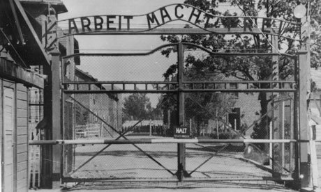 "themodernhistory:  German police arrest 93-year-old 'Auschwitz guard' | World news | guardian.co.uk  Hans Lipschis who was deported from US in 1983 over his Nazi past claims he was a cook not a death camp guard. A 93-year-old man who was deported from the US for lying about his Nazi past was arrested by German authorities on Monday on allegations he served as an Auschwitz death camp guard, Stuttgart prosecutors said. Hans Lipschis was taken into custody after authorities concluded there was ""compelling evidence"" he was involved in crimes at Auschwitz while posted there from 1941 to 1945, prosecutor Claudia Krauth said."