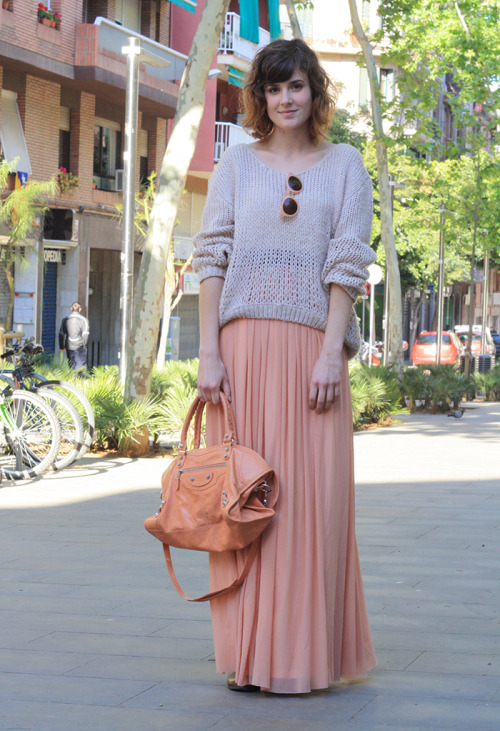 the-streetstyle:  Peaches & Creamvia mangoandsalt
