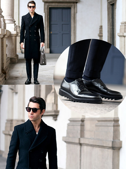 Man in black! (by Filippo F.)