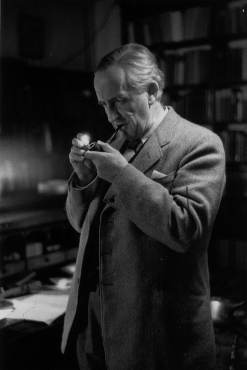Happy 121st birthday Mr. Tolkien!