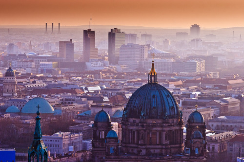 Berlin, Germany by Ole Begemann