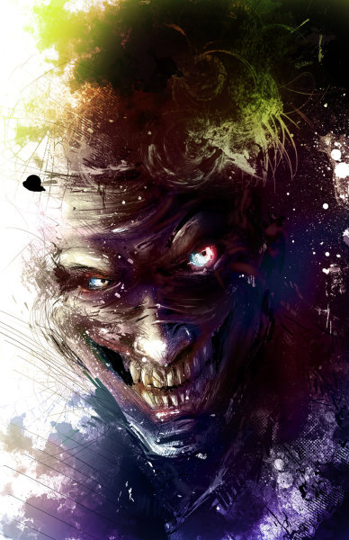 lulubonanza:  Joker by ~VVernacatola