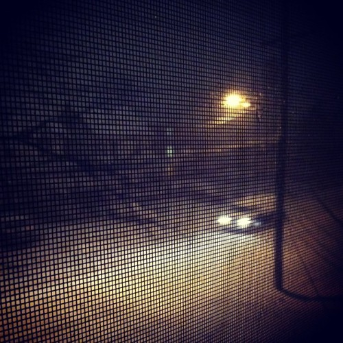 2:00AM #latergram #nemo2013 ❄