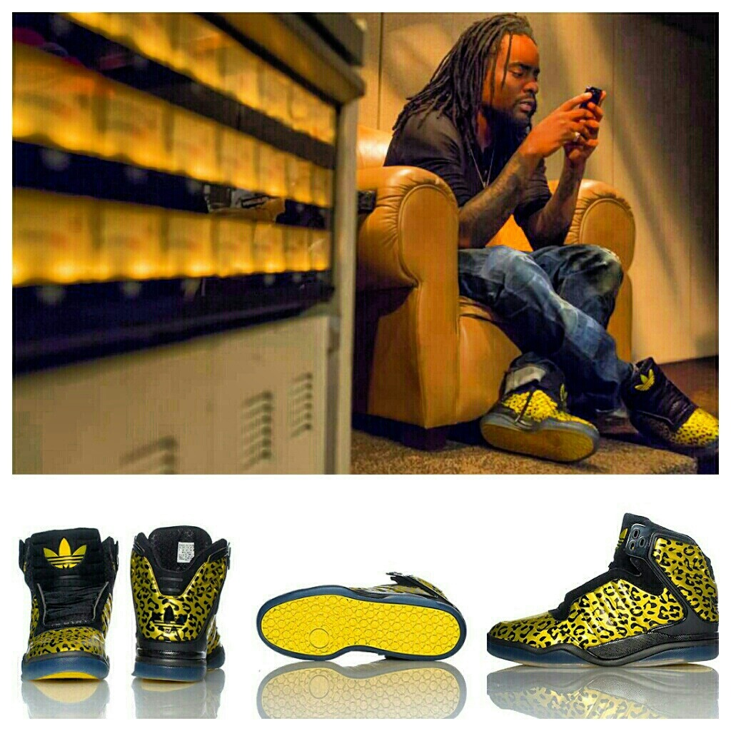 "New Arrival: TS AMR "" Trophy Hunter"" by Adidas Originals ( as worn by Wale)"