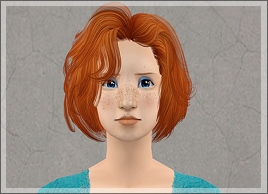 Remi shared a Maxis Match hair re-texture over at her Tumblr :)