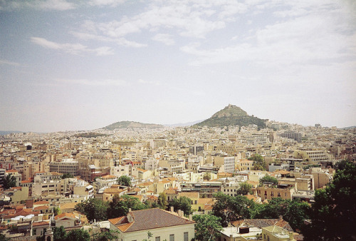 savvydarling:  Athens by saviorjosh on Flickr.
