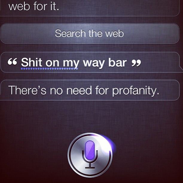 #siri #problems #shit
