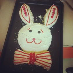 #cute #bunny #cake #easter