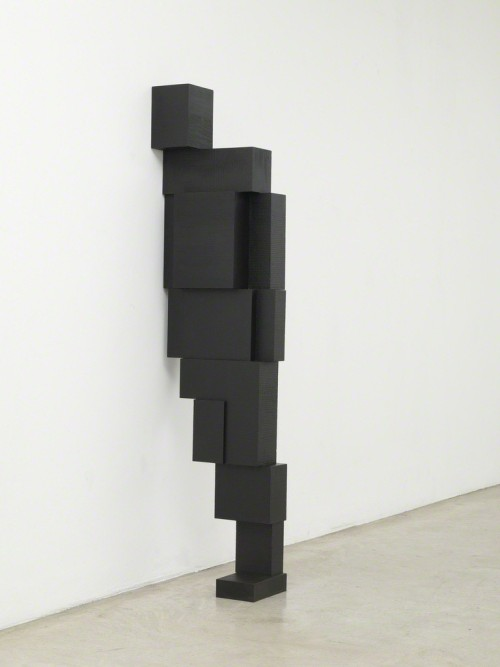 andrewharlow:   Antony Mark David Gormley (previously)Border V, 2012Cast Iron