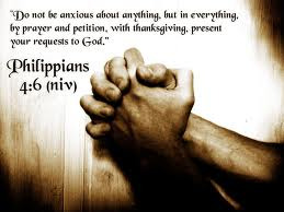 Weekly bible verse from philippians again