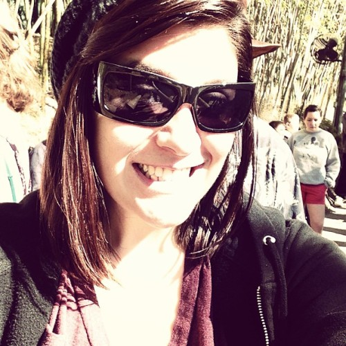 Waiting in line for Everest. :] #Disney #AnimalKingdom #vacation #longwait