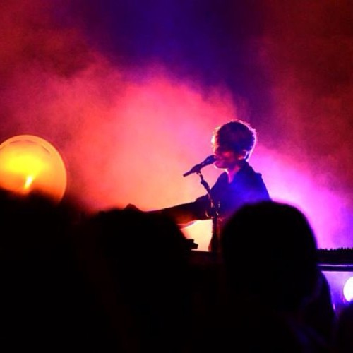 @jamesblake gettin #transcendental last night at @catscradlenc #latergram #nikon #d7000 #instamood #np #jamesblake  (at Cat's Cradle)