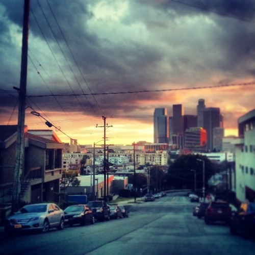 #filter #dtla #losangeles #la #sunset