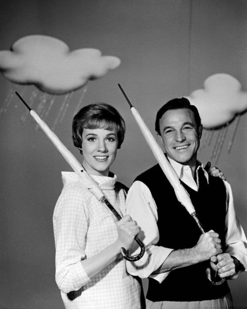 Gene Kelly visits The Julie Andrews Show, 1965